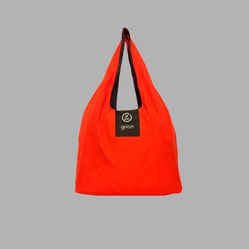 grion waterproof bag - Shoulder dorsal section (M) orange