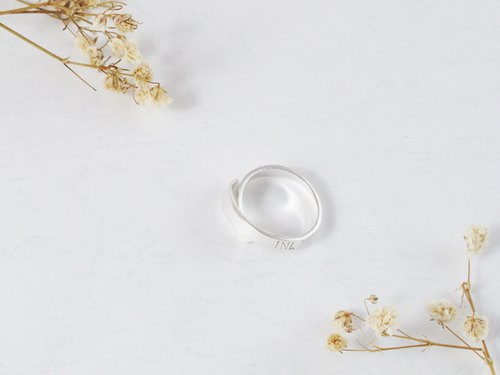 Styling Series Guardian Sterling Silver Ring - Inlove