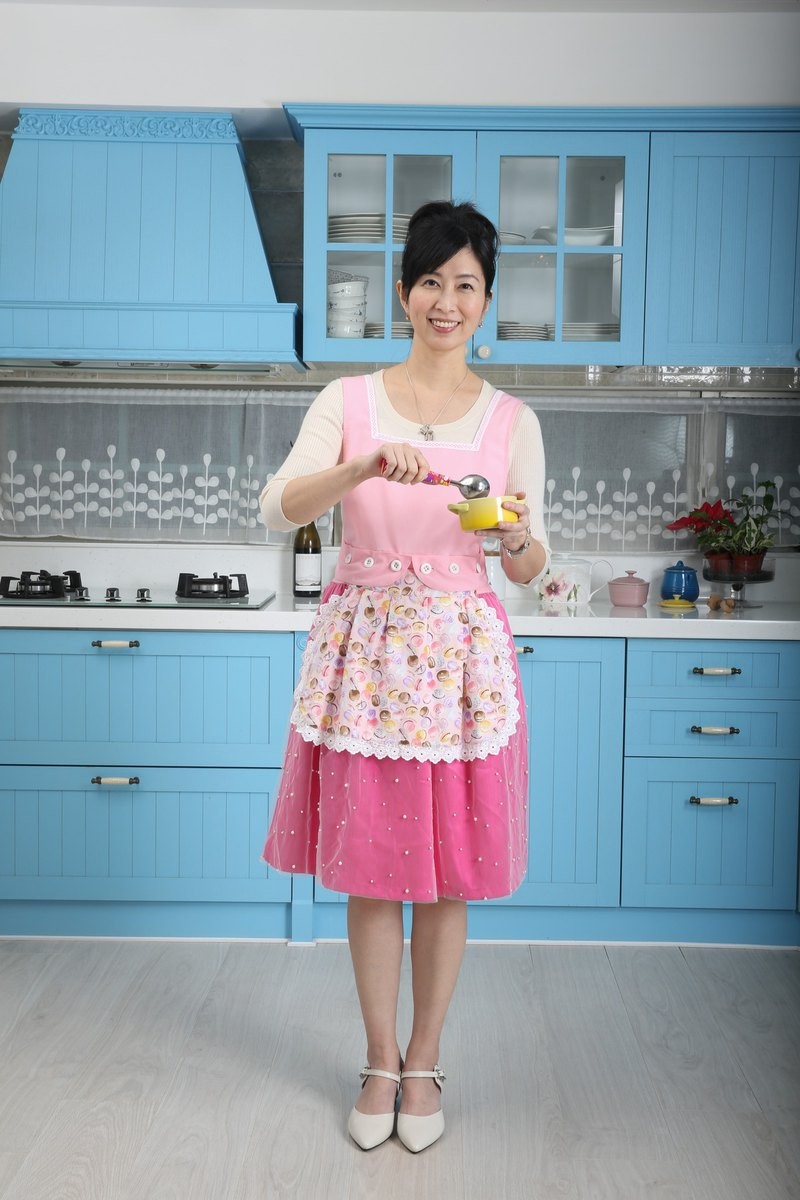 Princess Series Apron-Dinner Time