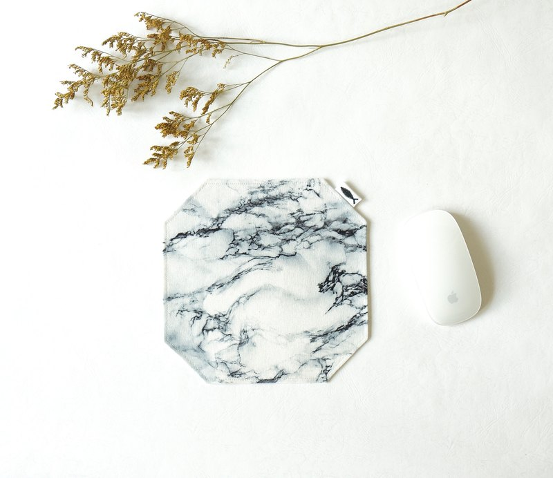 / Marble - Original / / Mouse pad / placemat