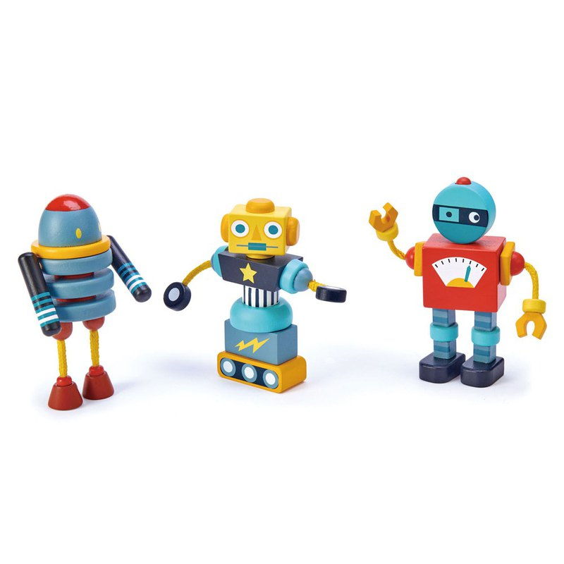 機器人小隊