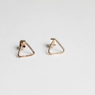 Earrings - Triangle Project