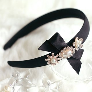 Glittery Charms Decoration Headband