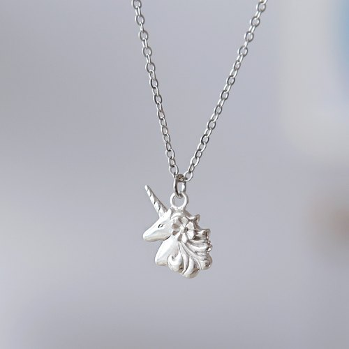 necklace prezzybox silver buy from unicorn com personalised