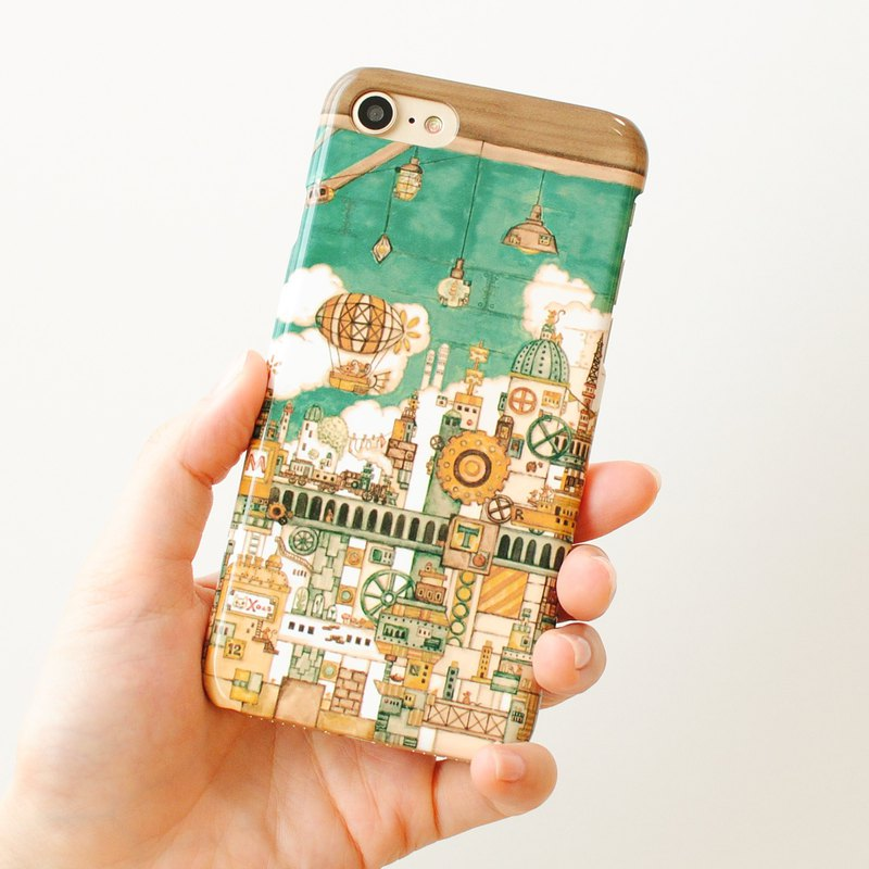 iPhone Case Mouse Kingdom
