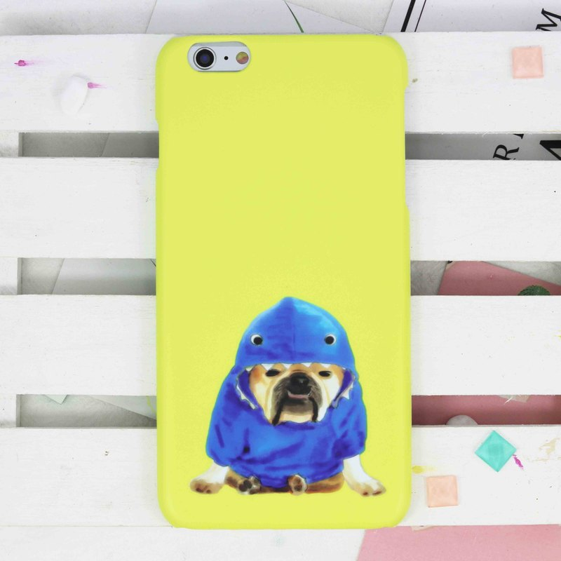 Tricky Hiphop pugdog matt finishes phone case iPhone X 8 8 plus 7 6 LG G6 V30 G5