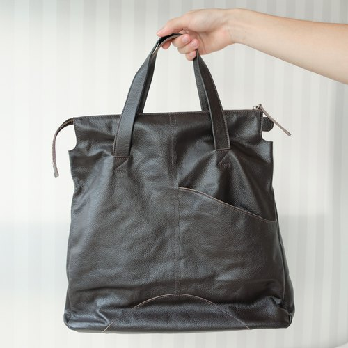 Effie Bag - Earl Deep Coffee