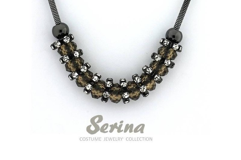 Serina handmade jewelry --- flash light Yao