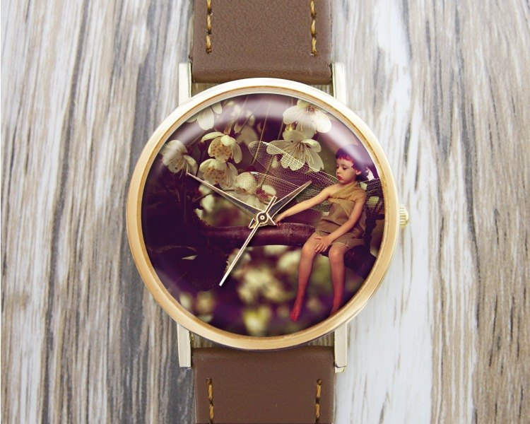 Forest Elf - Women's Watch / Men's Watch / Neutral Table / Accessories [Special U Design]