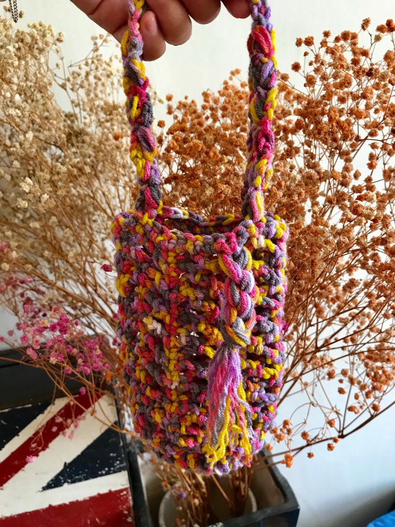 Wednesday handmade environmental folk wind woven bag specials