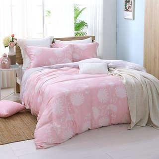 Increase-micro sweetness-Tiansi dual-use bedding four-piece group [40 100% lyocell] design