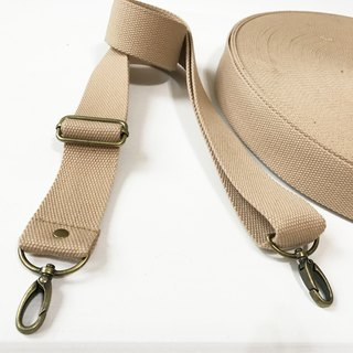 Hand strap with cotton back strap backpack back strap