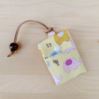 Cute baby card bag / card holder business card bag