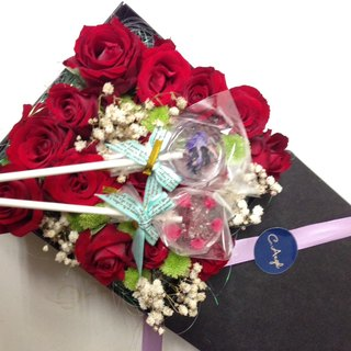 【Rose box】 ❥ request wedding gift box ❥ birthday gift