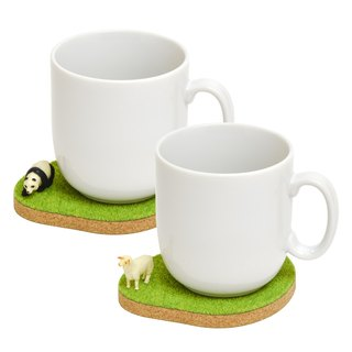 Goody Bag - Shibaful popular bag grass animal cork coaster value combination