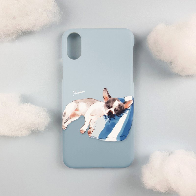 Love sleepy black Ji (iPhone.Samsung Samsung, HTC, Sony. ASUS mobile phone case cover)