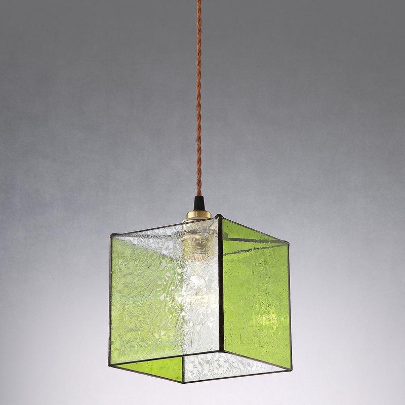 【塵年舊飾】復古玻璃吊燈PL-202