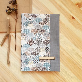 A5/25K adjustable cloth book colorful rabbit