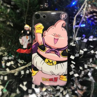 Flame fat Majin Buu Phone Case accompany you for Christmas! !