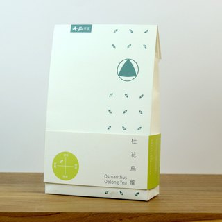 Osmanthus Oolong Tea-Family Pack (28 Teabags)