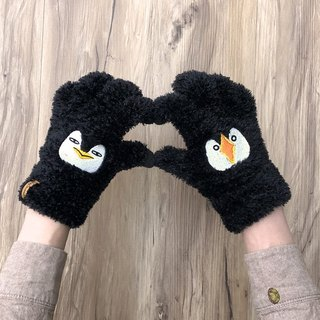 Shiite penguin touch gloves