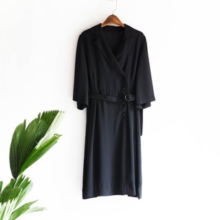 River Water Mountain - Kanagawa Fashion Asymmetric Simple Life Party Antique One-piece Silk Maxi Dress Overalls