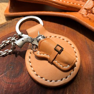 SAA holster leisure card key ring