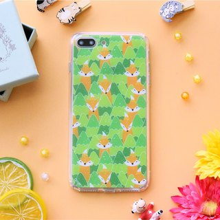 【NORWAY FOX- SUMMER】ONOR CRYSTALS PHONE CASE