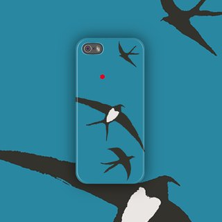 Swallow / 2016 / Phone case