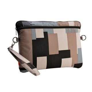 "SOLIS [ Camouflage Series ] 10.5"" Tablet Sleeve Case(Dark grey)"