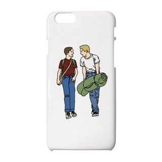 Gordie & Chris iPhone case