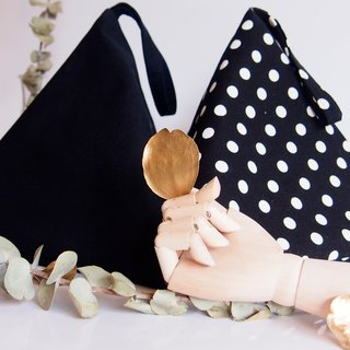 Goody Bag - Geometric Triangle Bag (L)