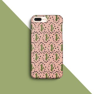 Cactus - Pink iPhone case / Samsung case