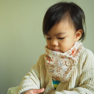 Handmade Keep warm baby/ kid scarf Neck warmer