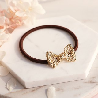 Japanese handmade accessories - lace bow hair accessories