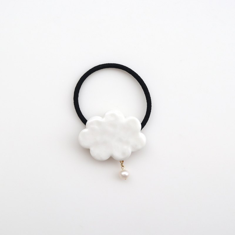 Cloud hair tie