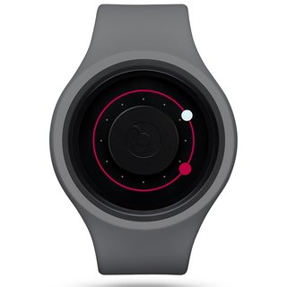 Universe track + series watch ORBIT PLUS + (gray / gray)