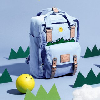 Doughnut x LOOPY / Little mountain backpack / Ice Blue