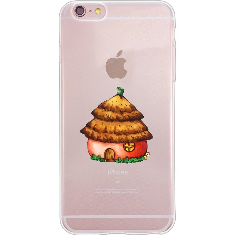 "New Year Series - cat house [1] - 2 O'clock-TPU phone case ""iPhone / Samsung / HTC / LG / Sony / millet"""