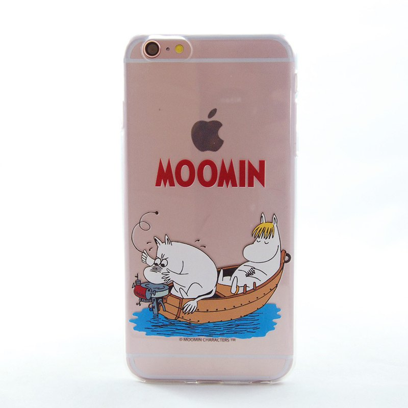 Moomin snoring license - [comfortable child] -TPU phone shell <iPhone/Samsung/HTC/ASUS/Sony/LG/小米> AE85