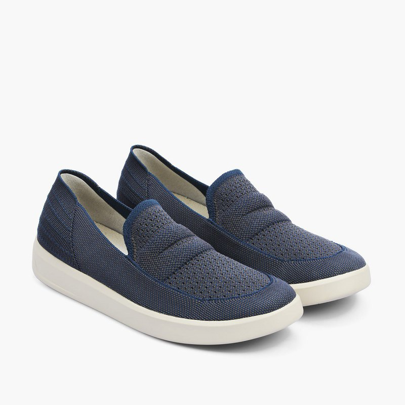 MYSTERIOUS LOAFER/Navy-blue