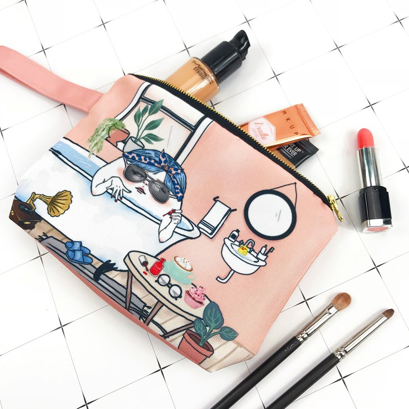 Egghead's Beauty session Waterproof purse