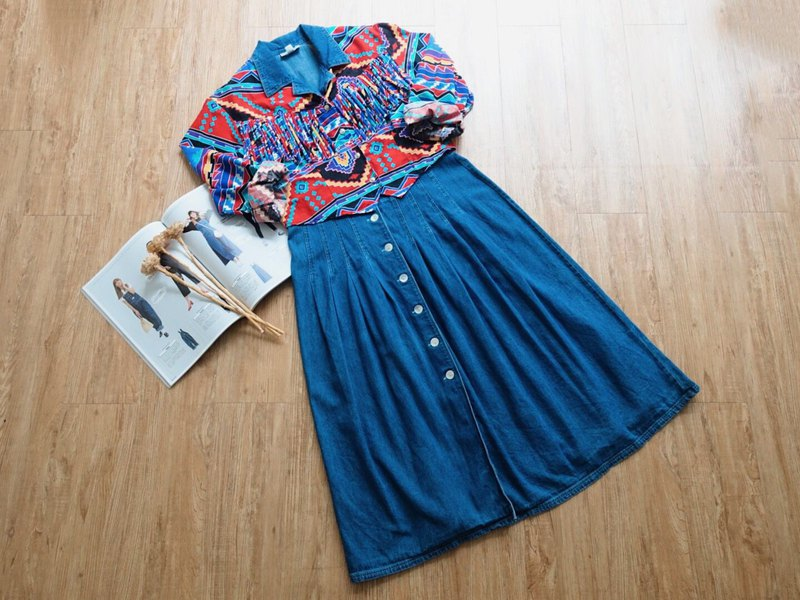 Wear it for you / vintage item match / 97