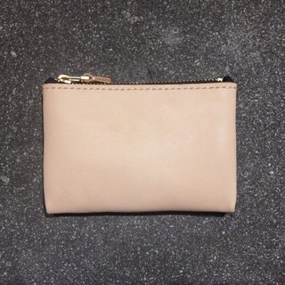 Mezzanine zipper wallet original color + gold ykk