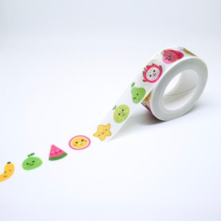 Fruit paper tape