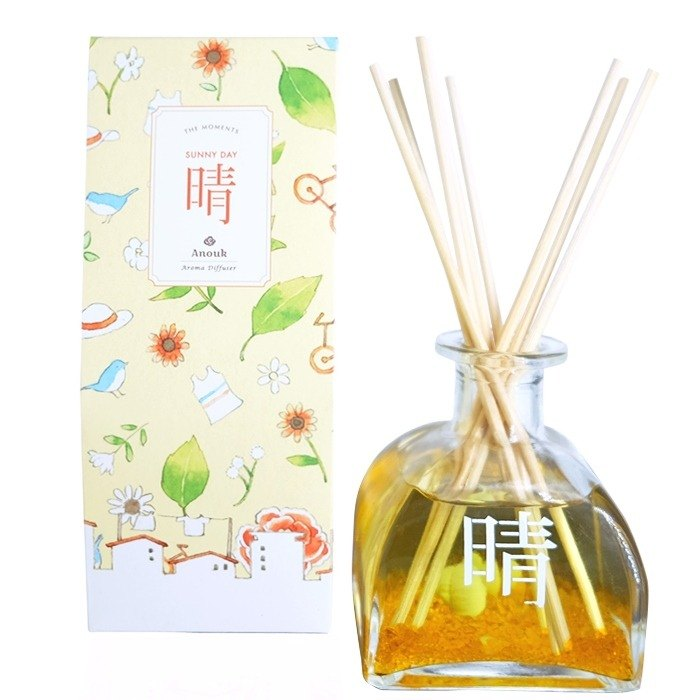 clear. Fragrance Diffuser group Fujieda