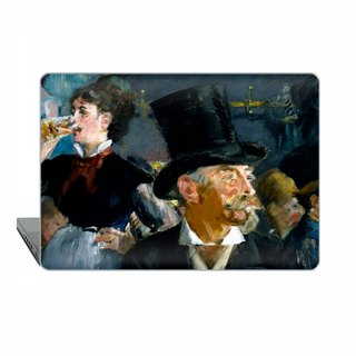 Edouard Manet Macbook Pro 13 touch bar impressionism Case Cafe MacBook Air 13 Case macbook 11 Macbook Pro 15 Retina art Case Macbook 12 Hard 1511
