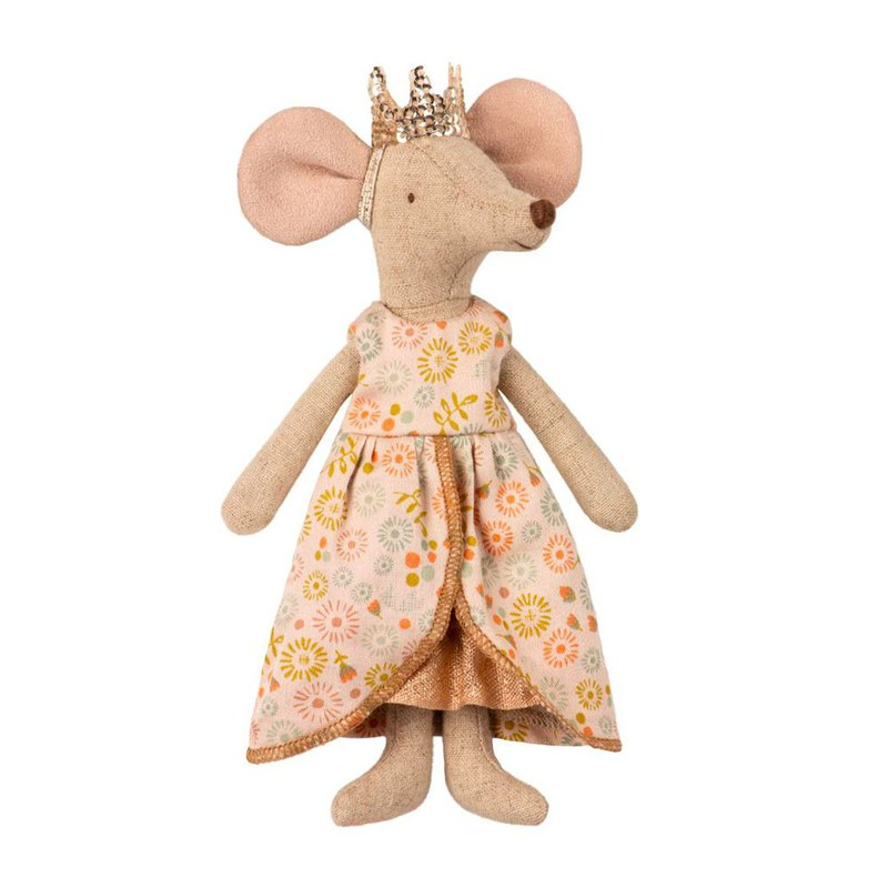 Royal Mouse The Queen