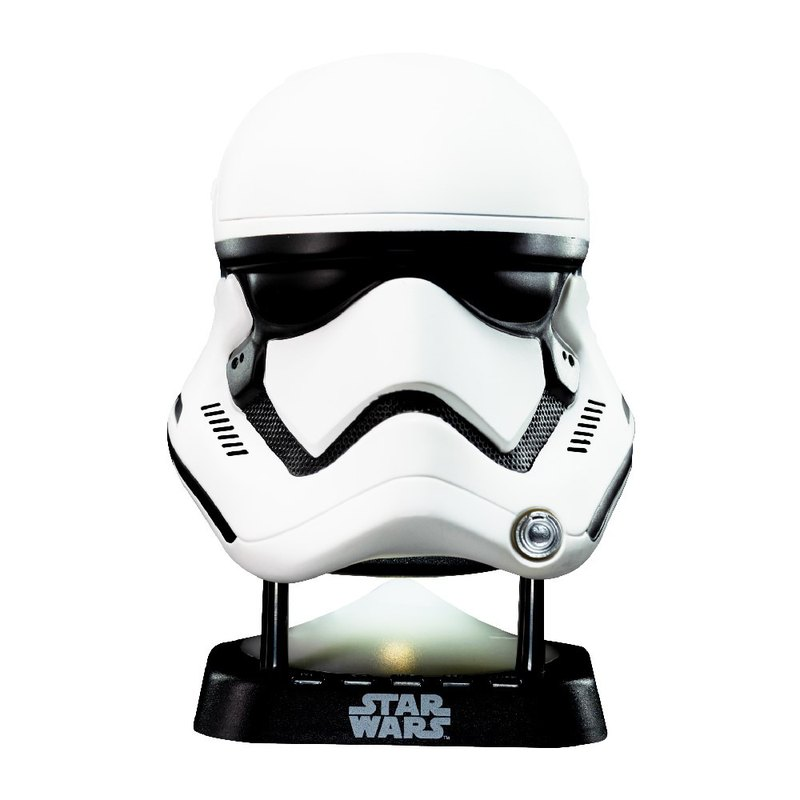 Pre order Star Wars SP7 Stormtrooper Helmet Mini Bluetooth Speaker (V2.0)