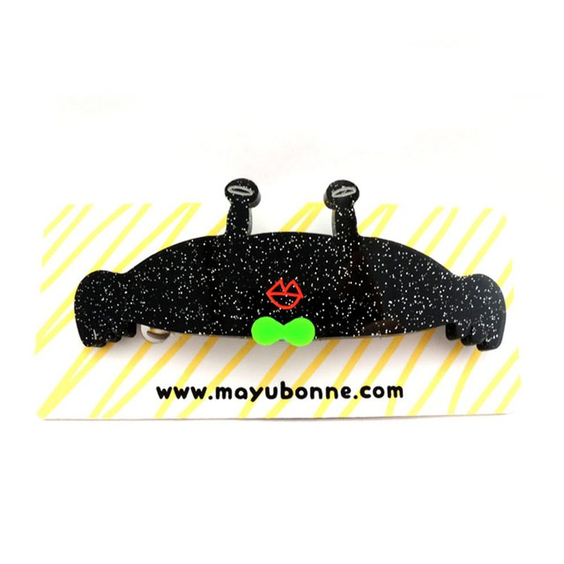 toad hair barrette